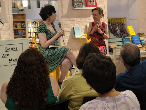 Sarah Weinman and Megan Abbott in conversation.