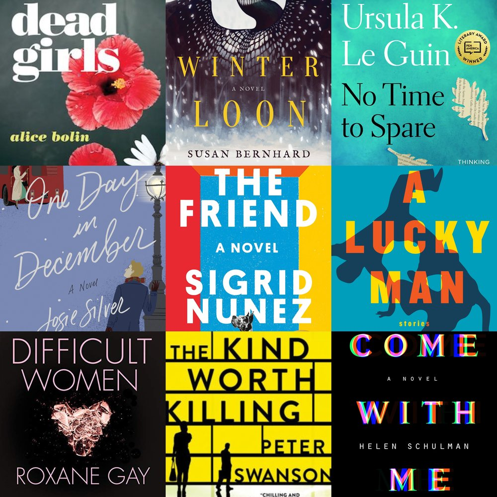 68c842452 16 Books That Should Be On Your Radar: December 2018
