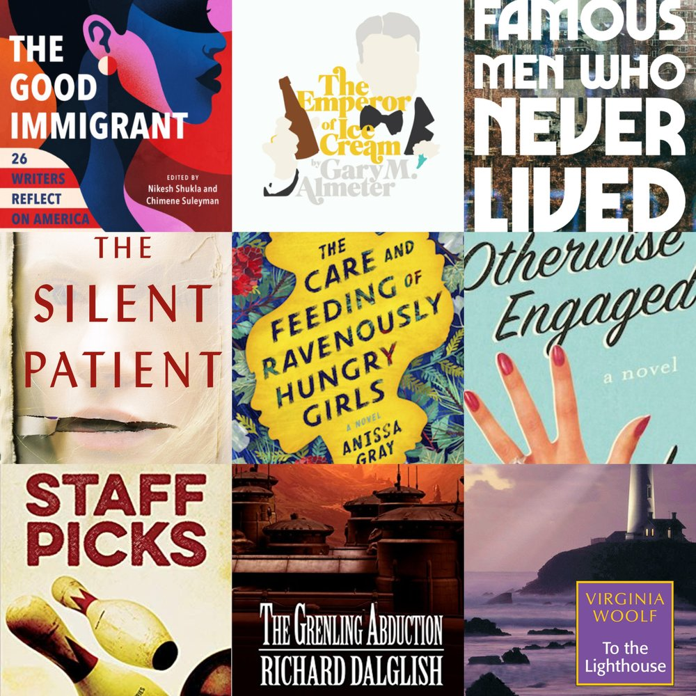 242ed35b468d 18 Books That Should Be On Your Radar  March 2019