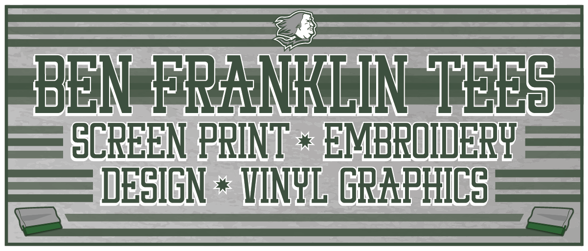 BEN FRANKLIN TEES