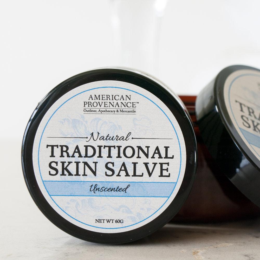 American Provenance Preservative Free Skin Salve