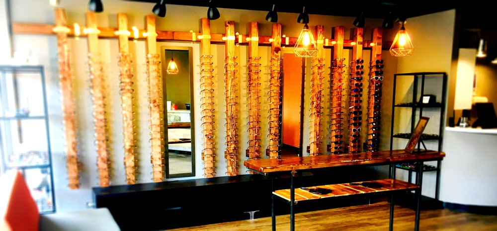 Optical, Eyewear, Eye Glasses, Frames & Lenses - Urban Eyes Vision Care Denver