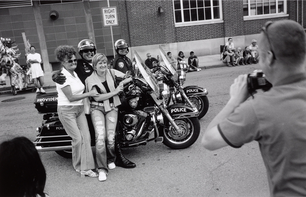 Ponch and Jon and friends at the Shriner's Parade...