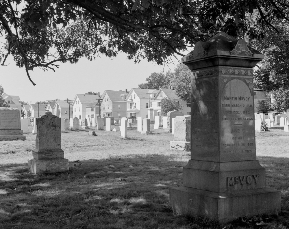 Oak Grove Cemetery, 1994