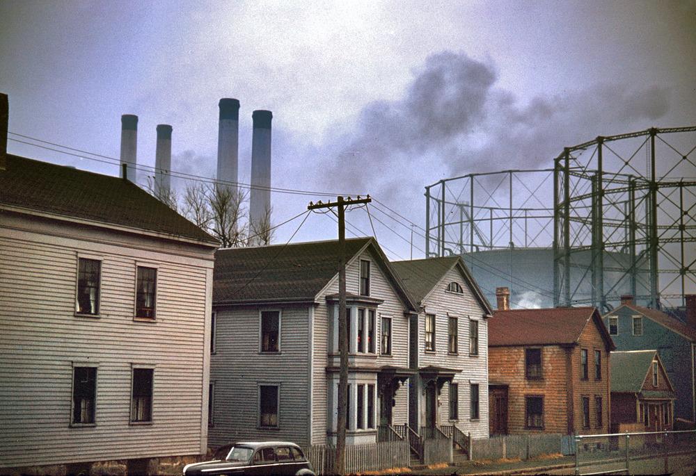 Jack Delano, New Bedford, Ma, 1941