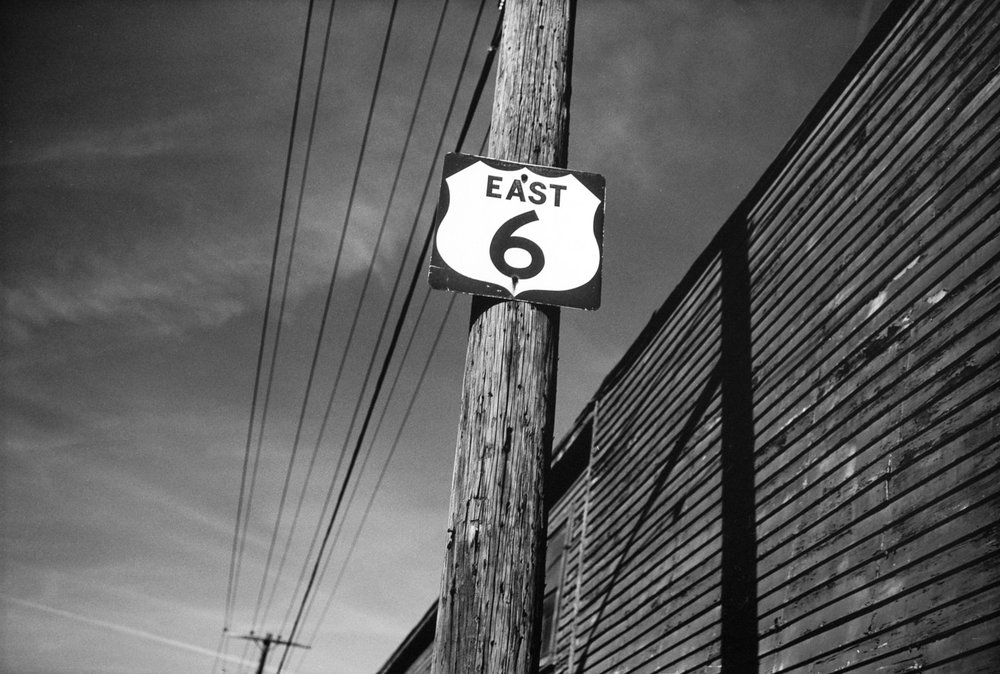 Forty Signs on Harris Ave.