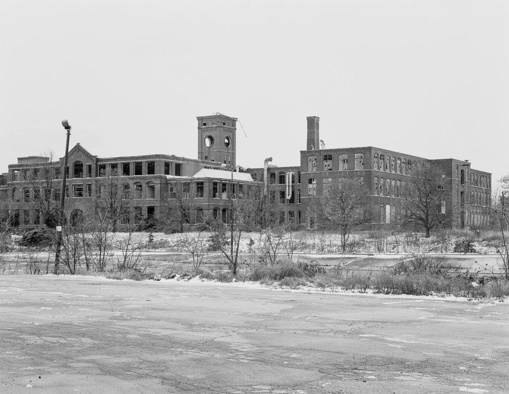 Gorham Silver Mfg. complex. Providence RI