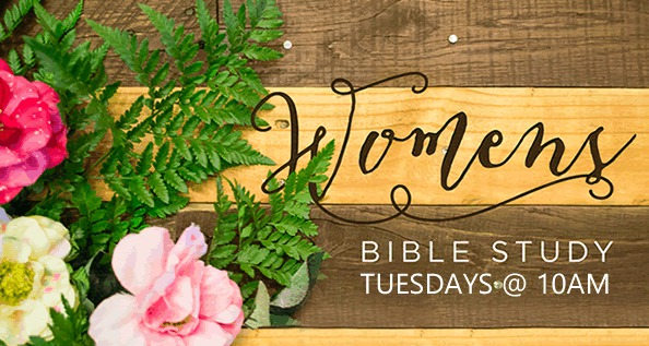 Venture Ladies, we offer a weekly morning bible study on Tuesday's at 10am. It's not a cumulative study, so you can jump in at any time! Join us!