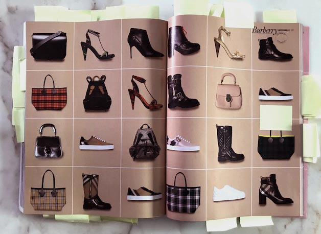 Burberry SS 18 Accesories