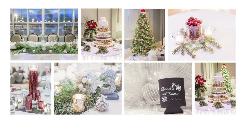 Michigan Christmas Wedding