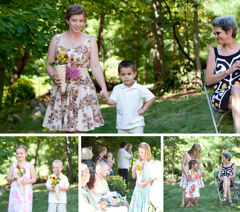 FlowerChildrenWeddingIdea