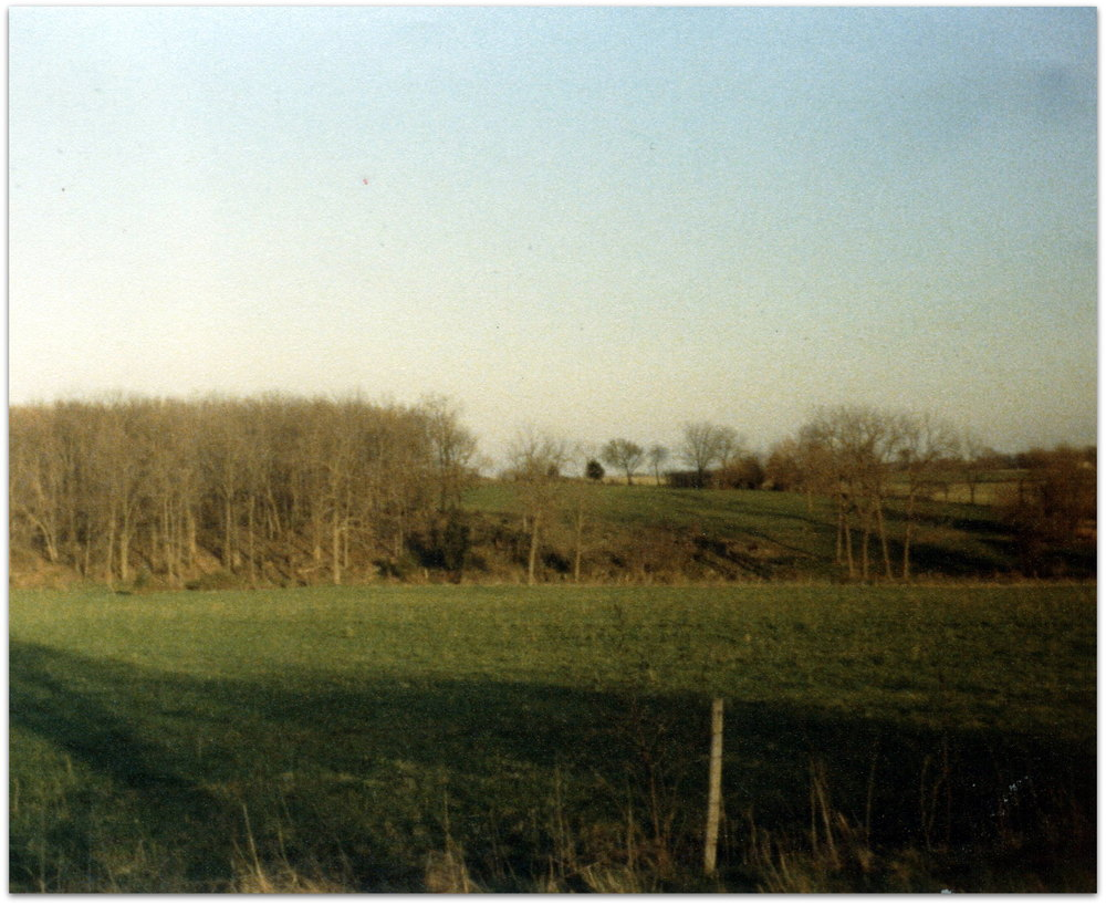 Missouri Farm looking East