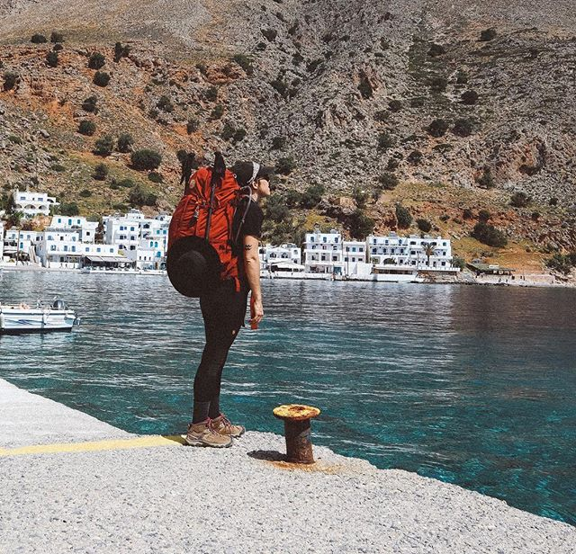 A year ago, on April 12th I started my walk across Crete. I had no idea where I was going. Where I was going with my mind and soul. A year later, it was the best decision. You don't need everything figured out. You just have to follow your heart. Do what you love. I'm so excited to share my story with you soon! ❤️⚓️ #iamfeelingfree #iamfeelingfreecrete #greece #crete #hiking #throughhike