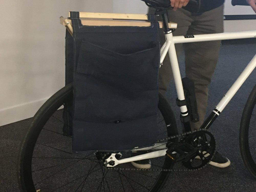 Herald Bike Pannier