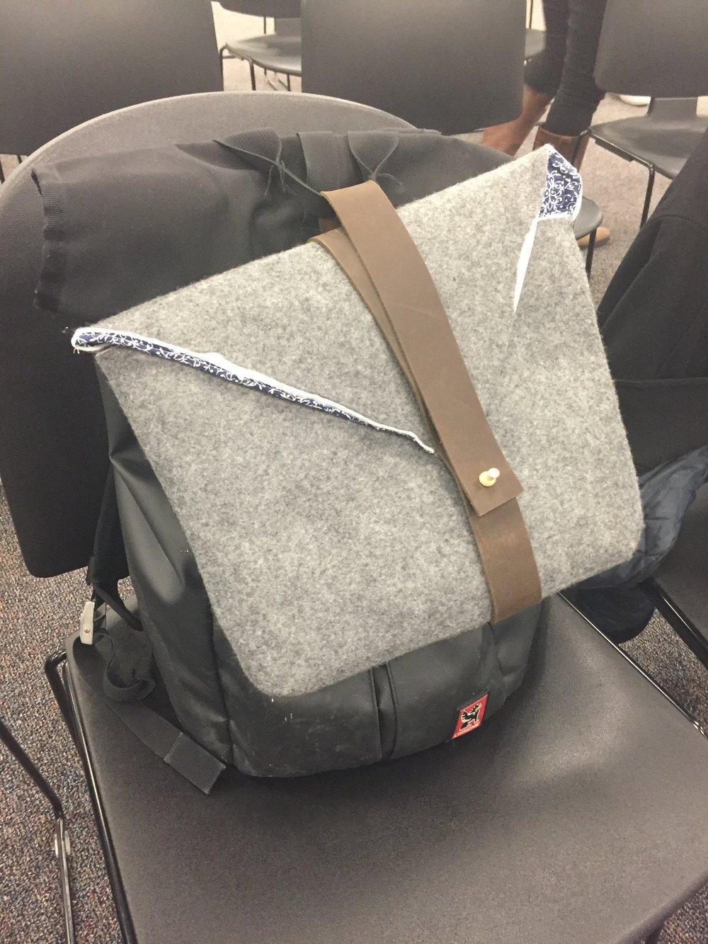 Aux Bag