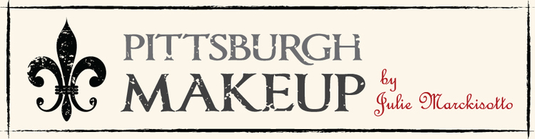 Pittsburgh Makeup by Julie Marckisotto