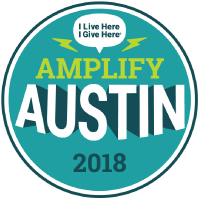 Amplify ATX Success March 1 2018 - For 24 hours beginning at 6 pm on Thursday, March 1, I Live Here I Give Here brought back its annual online fundraising event, Amplify Austin — and MCSS participated once again. We thank our generous donors in the community. Our top 3 donors have been offered free admission to this year's banquet with a guest.