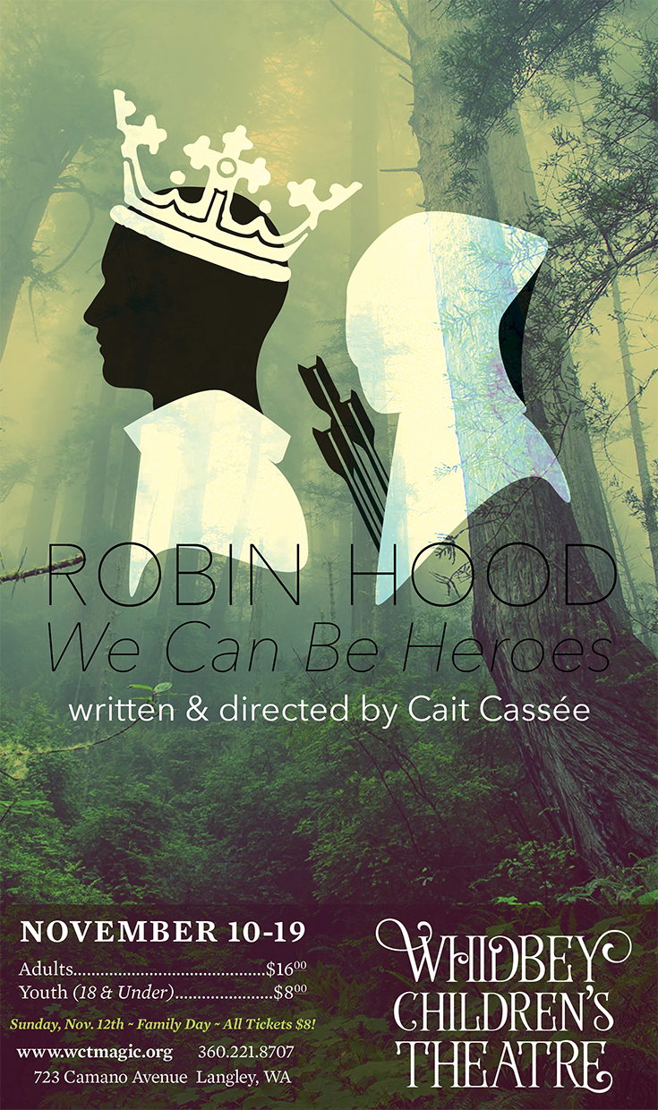 Robin Hood Production Poster