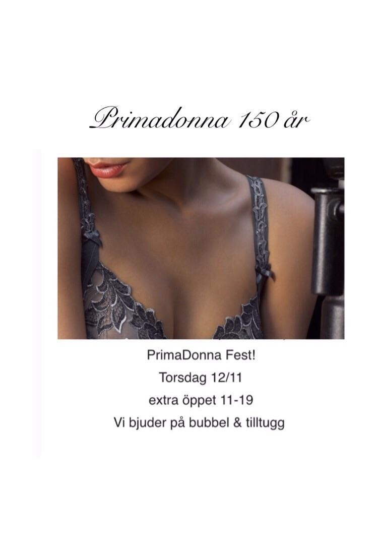 Primadonna Mariejo underkläderstockholm