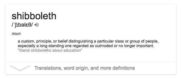 myths and shibboleths love learning ideas