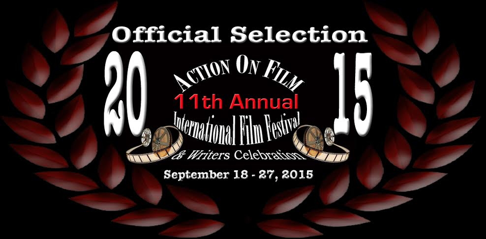 Nominated for Best Cinematography by Shanra J Kehl.  Screening on September 20, 2015 @ 8pm @ Krikorian Premiere Theaters, 410 S. Myrtle Ave, Monrovia, CA 91016.