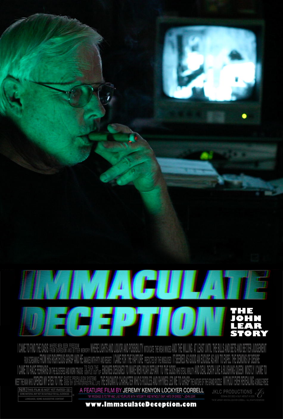 Immaculate Deception Movie Poster