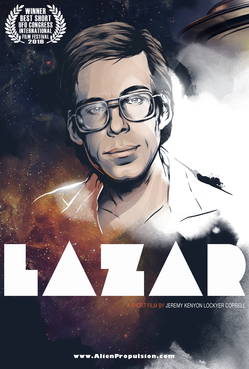 LAZAR MOVIE POSTER
