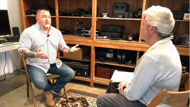 George Knapp interviews Luis Elizondo, former head of AATIP, one of the Pentagon's UFO programs.