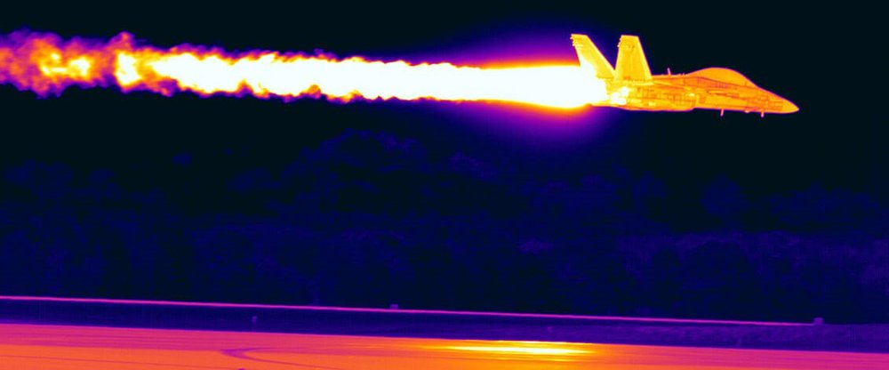 THERMAL SIGNATURE COMPARISON   by Dave (   @DaveFalch   )