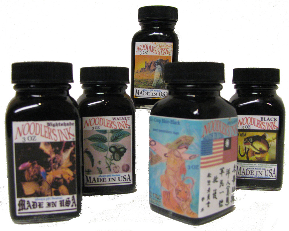 COMING SOON!     - NOODLER'S INK -