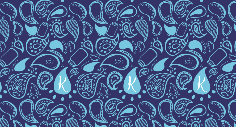 Seamless Pattern Created for K. Whitlow website