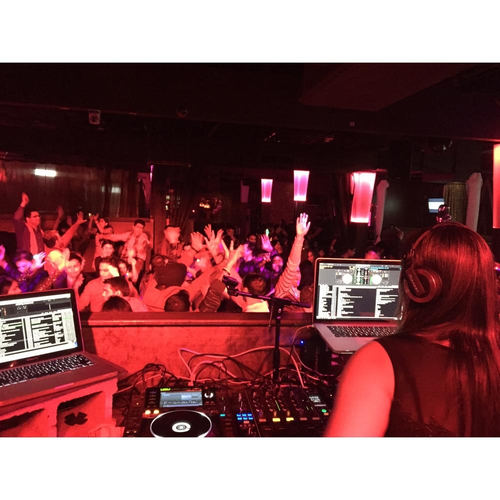 DJ Shilpa, Republic NightClub, Charlotte, NC