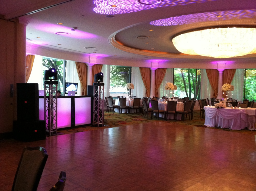 Glen Cove Mansion, LED Lighting, Shilpa Entertainment
