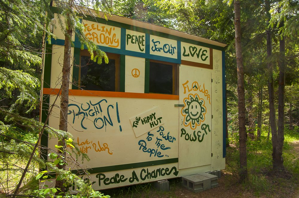 The Hippy Hut