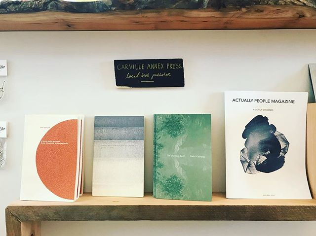 We feel so honored to have a shelf at our local bookstore @blackbirdbooksf.