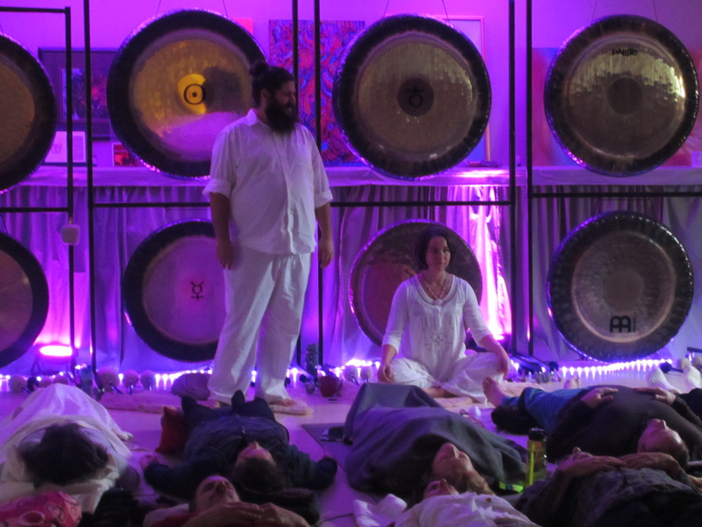 Sound Healing Event with Crown of Eternity