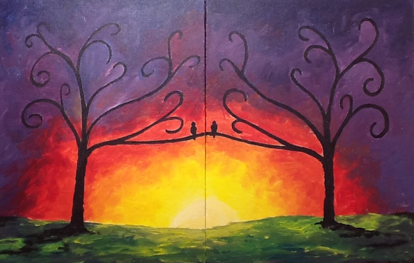 OPEN SIP N PAINT    SAT MAR 3rd 7pm