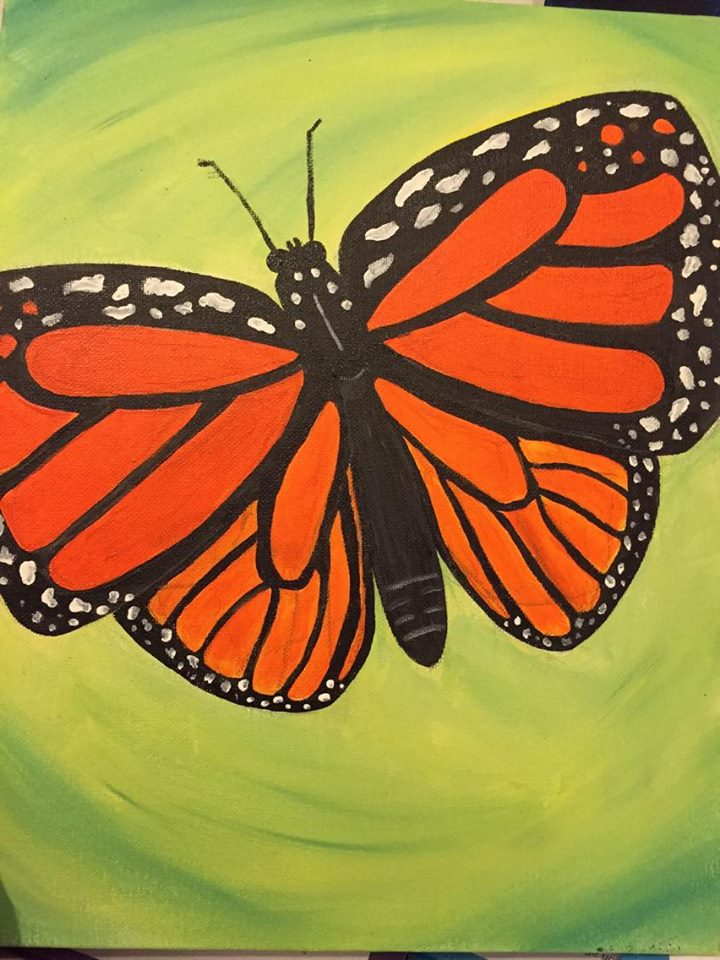 OPEN SIP N PAINT   SAT MAR 19th 5pm