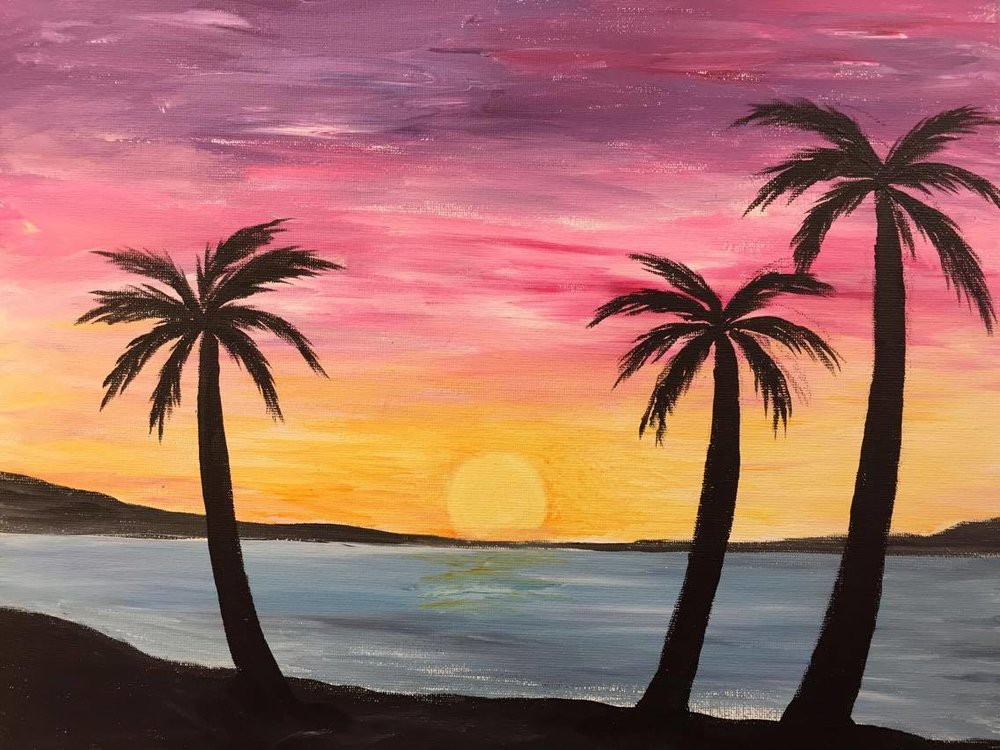 OPEN SIP N PAINTSAT MAR 4th 5pm