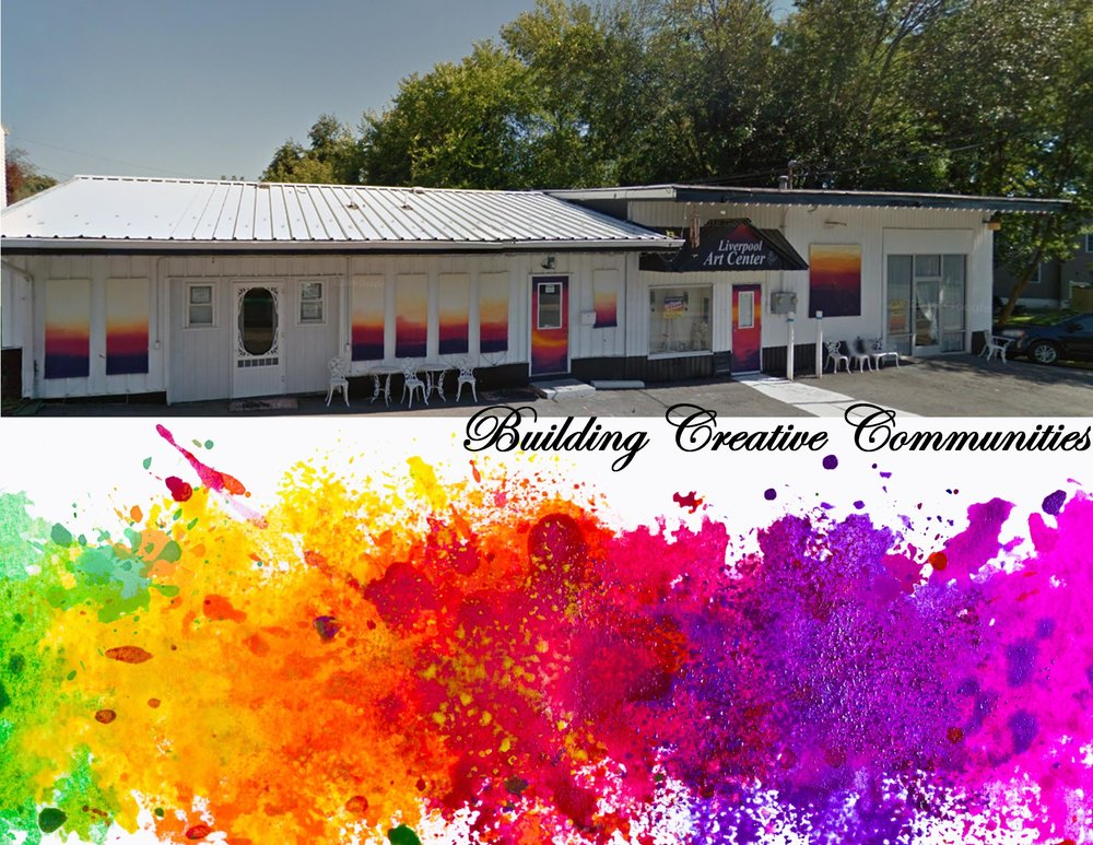 Liverpool Art Center offers inspiring opportunities to connect with others, take time for yourself and just breathe - VISIT OUR MAIN STUDIO & SERENITY STUDIOS in the Village AND EXPLORE OUR EVENTS PAGE TO SEE WHAT'S HAPPENING AT OUR RETREAT CENTER: HEALING WATERS SANCTUARY Mexico,NY