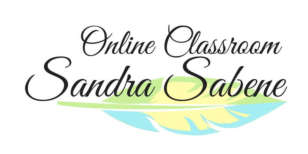 Sandra Sabene Online Classroom LOGO.jpg
