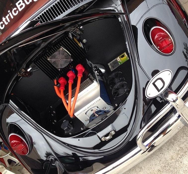 Porsche 911 Engine Vw Beetle: ZELECTRIC MOTORS