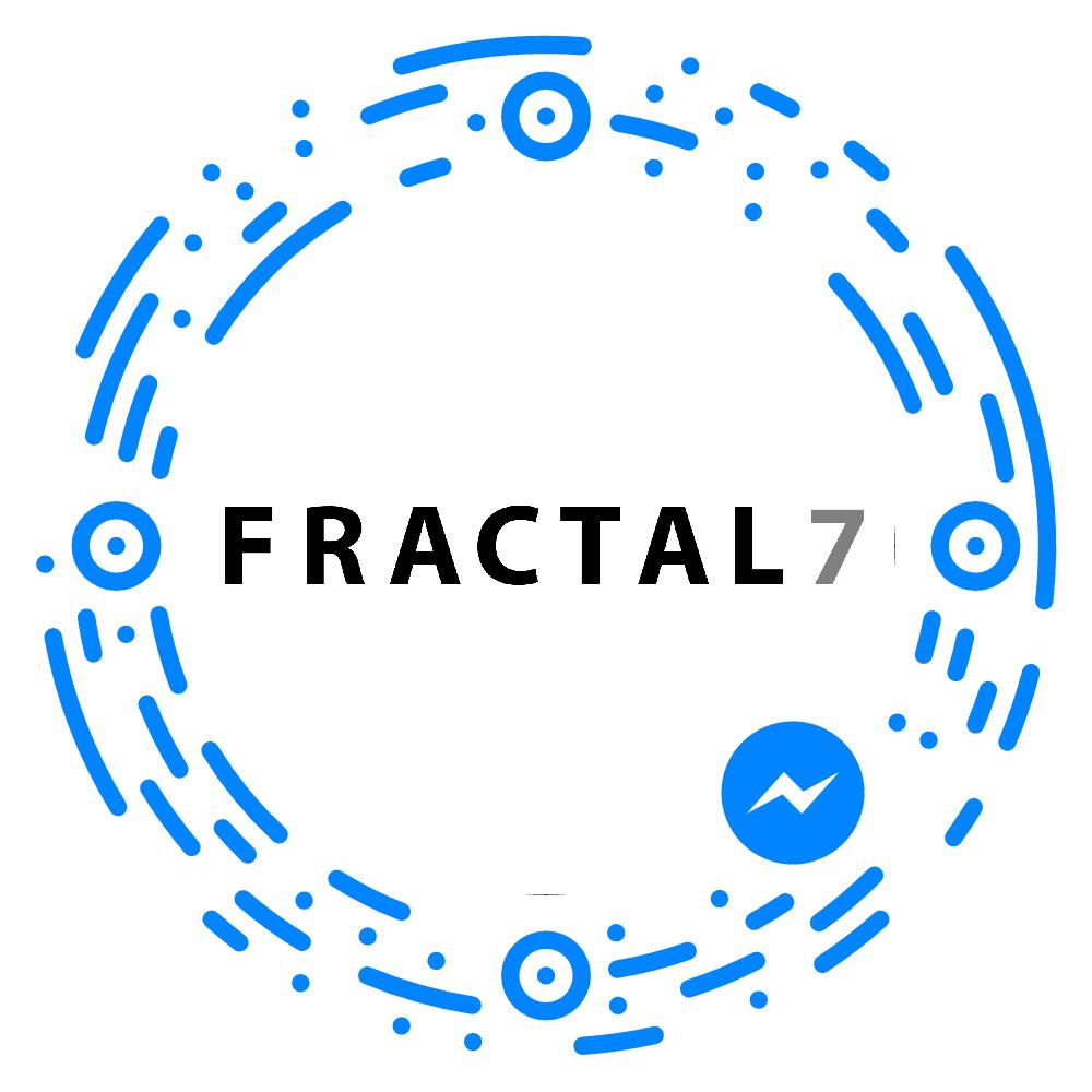 Xat amb Fractal 7 a Facebook Messenger