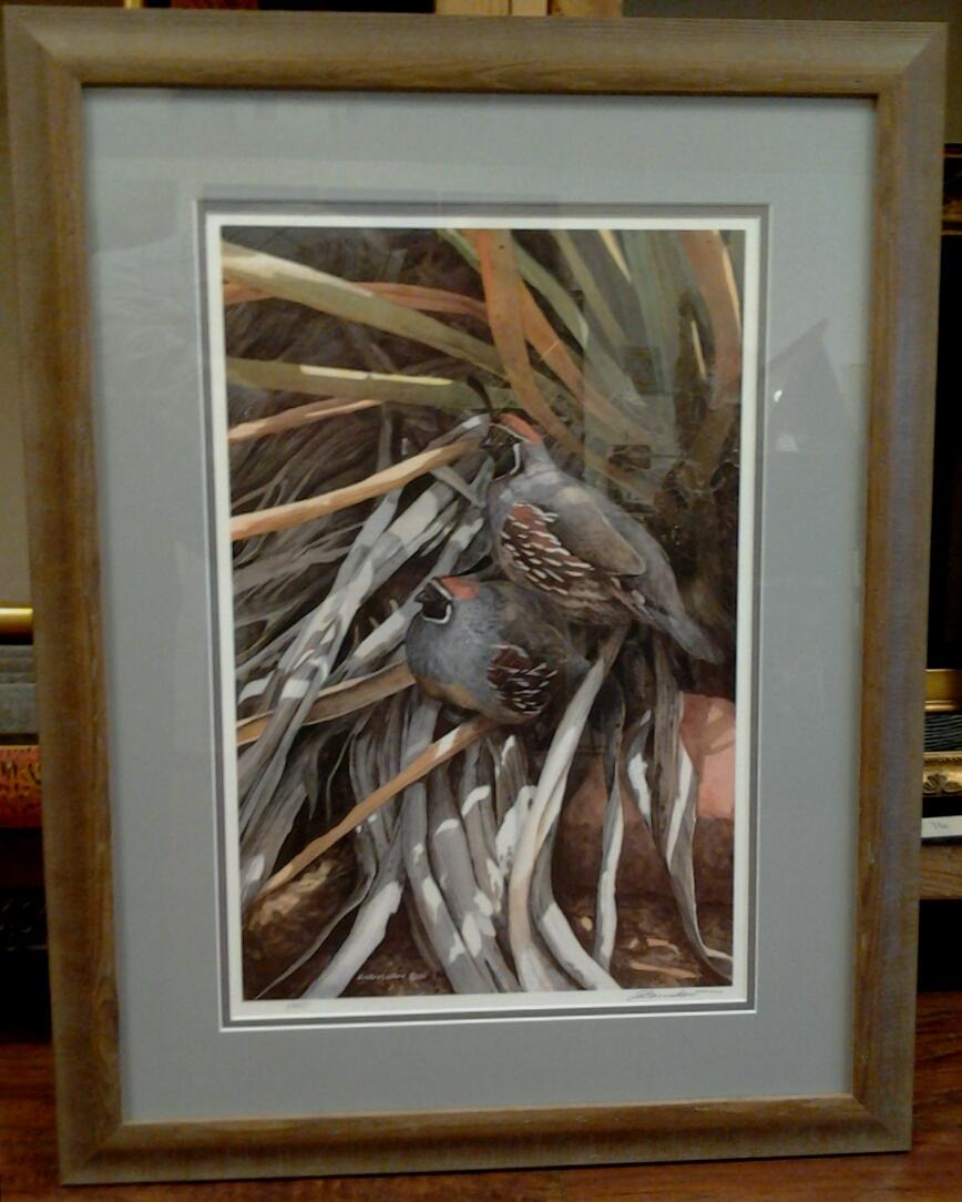 """The Hideaway""  - Watercolor"