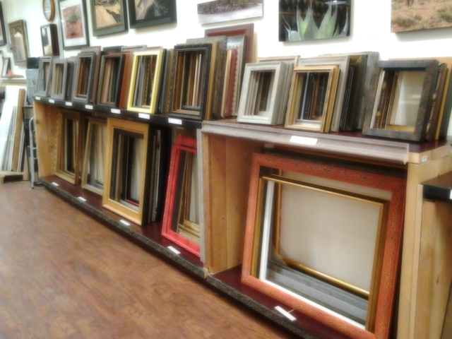 Readymade Frames — Old Town Frame Company