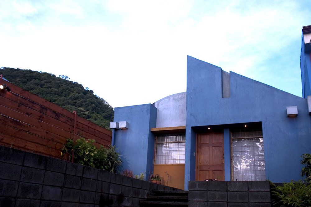 Casa IS . Patarrá, Desamparados. 2002