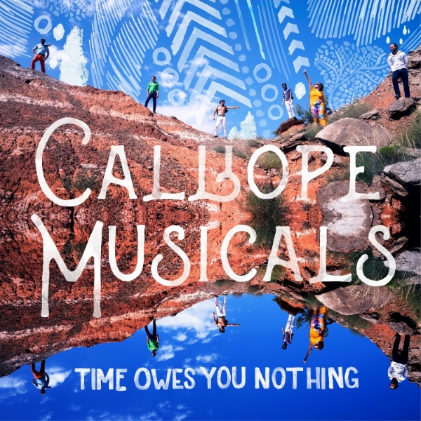 Time Owes You Nothing - CD Version w/ free download  - $12