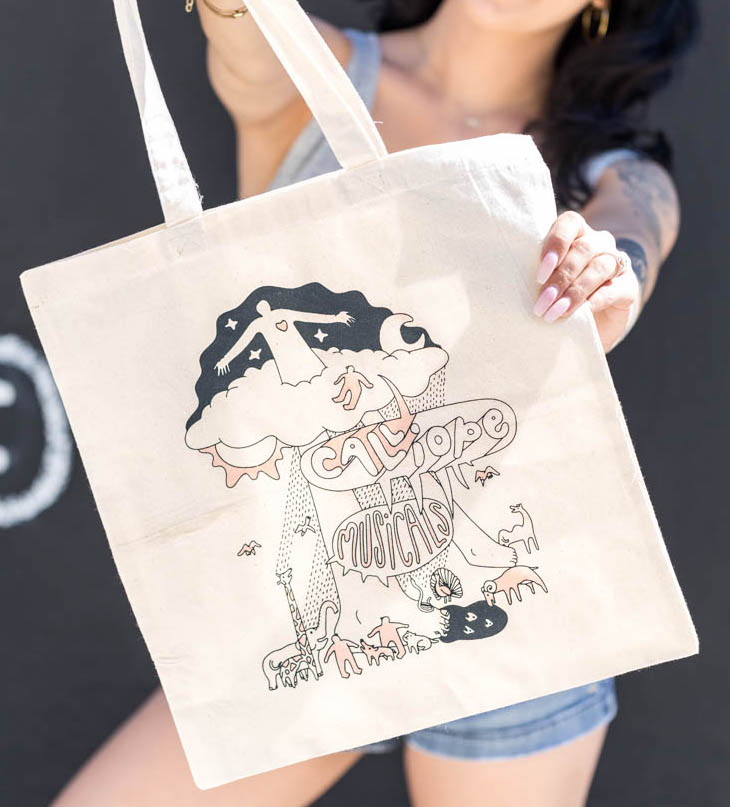 Friendly Giant Tote Bag  $10