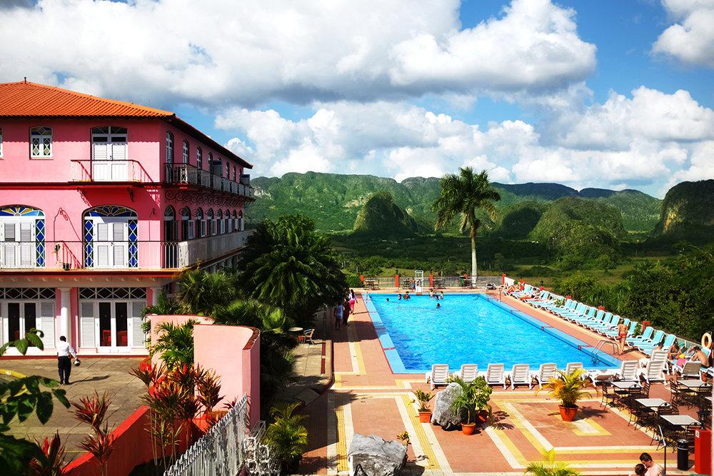 Hotel Los Jazmines en Viñales