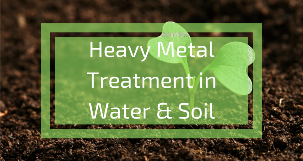 Treatment To Remove Metals From >> Heavy Metals In Water Soil Methods For Treatment Simplewater